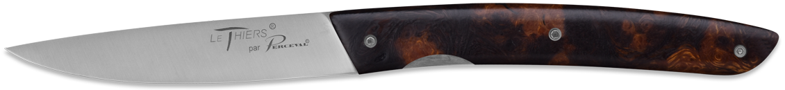 LE THIERS ® - Arizona Ironwood Burl handle